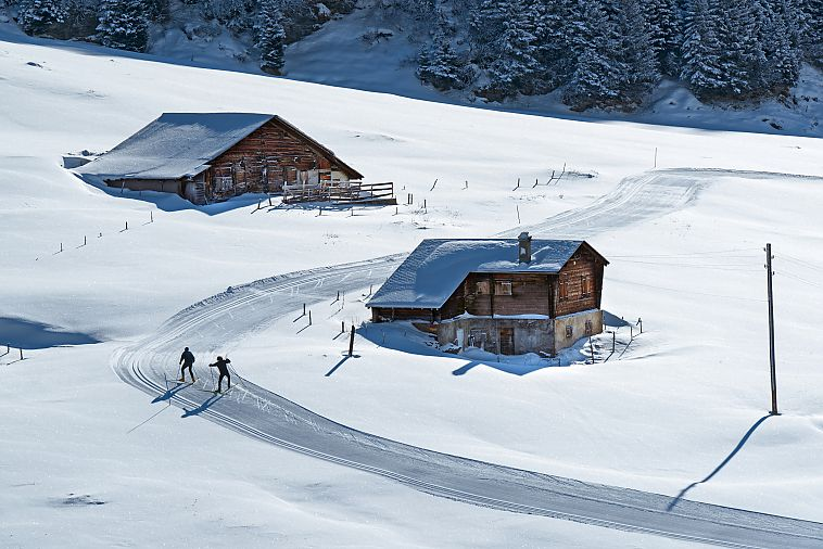 Naturpark Beverin - © Switzerland Tourism-BAFU/Renato Bagattini