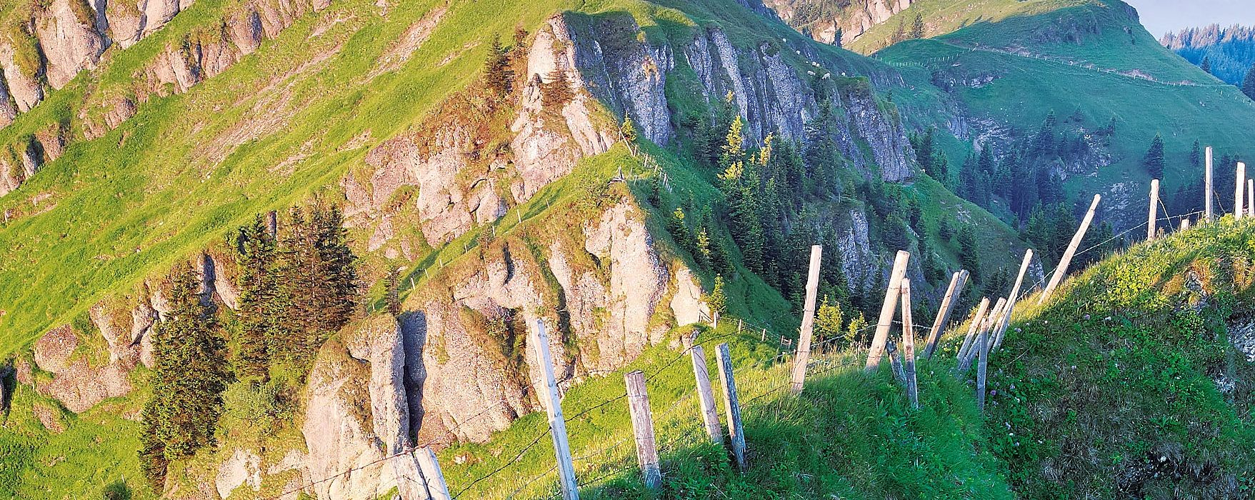 UNESCO Biosphäre Entlebuch - © Switzerland Tourism-BAFU/Gerry Nitsch